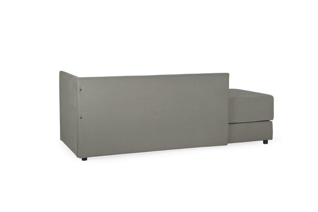 TWAIN sleeping sofa (WESTER 3_3 warm grey) (2) softnord soft nord scandinavian style furniture modern interior design sofa bed chair pouf upholstery