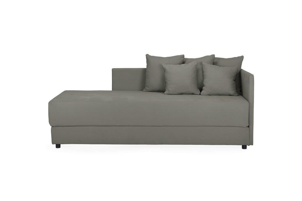TWAIN sleeping sofa (WESTER 3_3 warm grey) (3) softnord soft nord scandinavian style furniture modern interior design sofa bed chair pouf upholstery