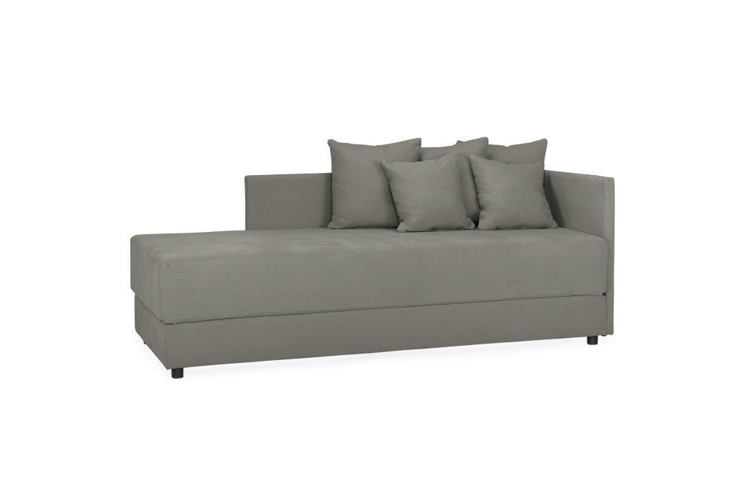 TWAIN sleeping sofa (WESTER 3_3 warm grey) (4) softnord soft nord scandinavian style furniture modern interior design sofa bed chair pouf upholstery