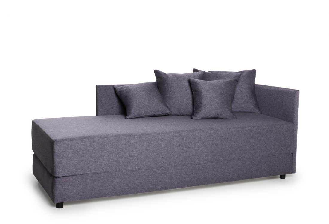 Twain sleeping sofa scandinavian style softnord
