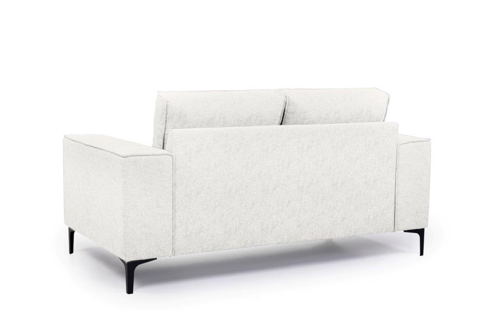 COPENHAGEN 2 seater (GUSTO 4 sand) back softnord soft nord scandinavian style furniture modern interior design sofa bed chair pouf upholstery