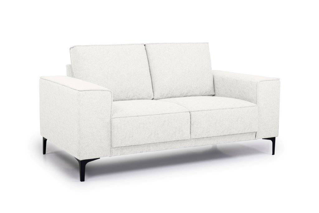 COPENHAGEN 2 seater (GUSTO 4 sand) side softnord soft nord scandinavian style furniture modern interior design sofa bed chair pouf upholstery