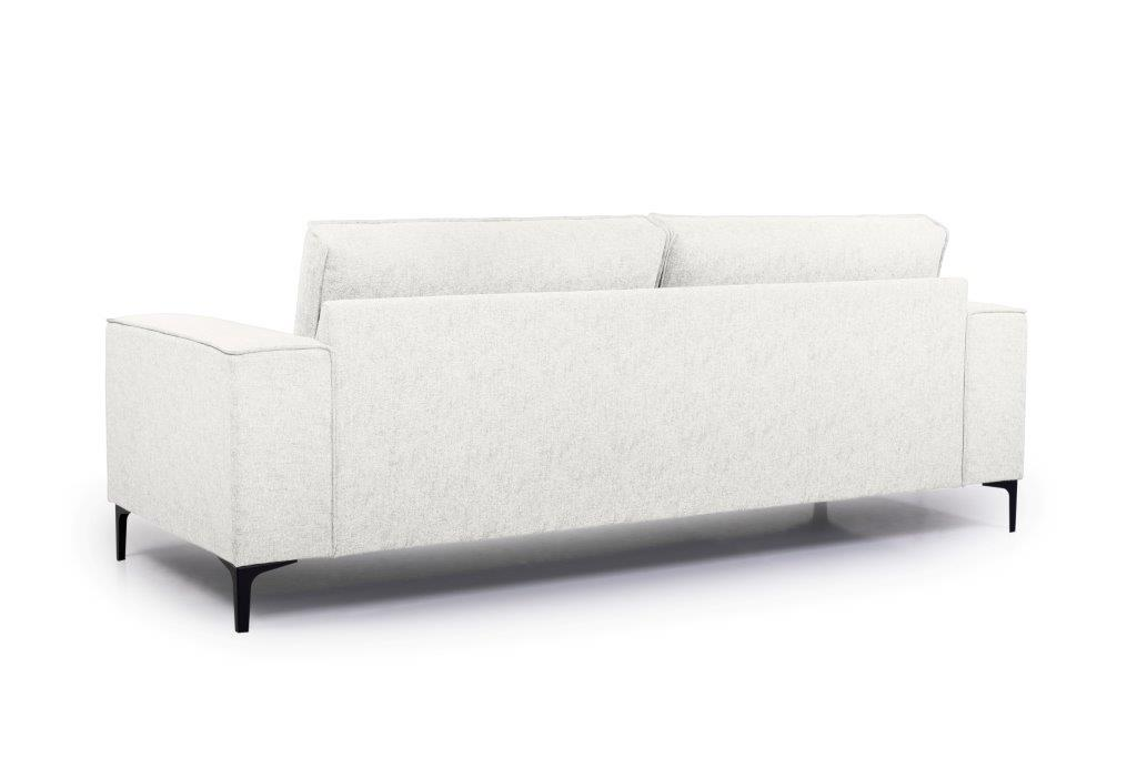 COPENHAGEN 3 seater (GUSTO 4 sand) back softnord soft nord scandinavian style furniture modern interior design sofa bed chair pouf upholstery