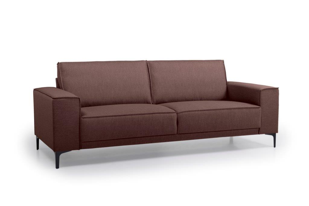 COPENHAGEN 3 seater (RONDA 15 purple) side softnord soft nord scandinavian style furniture modern interior design sofa bed chair pouf upholstery