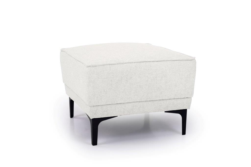 COPENHAGEN pouf (GUSTO 4 sand) side softnord soft nord scandinavian style furniture modern interior design sofa bed chair pouf upholstery