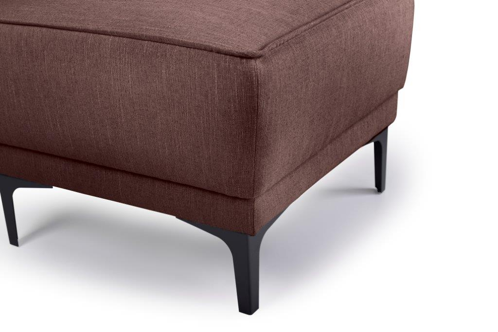 COPENHAGEN pouf (RONDA 15 purple) detail softnord soft nord scandinavian style furniture modern interior design sofa bed chair pouf upholstery