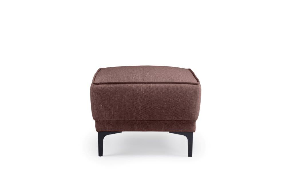 COPENHAGEN pouf (RONDA 15 purple) front softnord soft nord scandinavian style furniture modern interior design sofa bed chair pouf upholstery