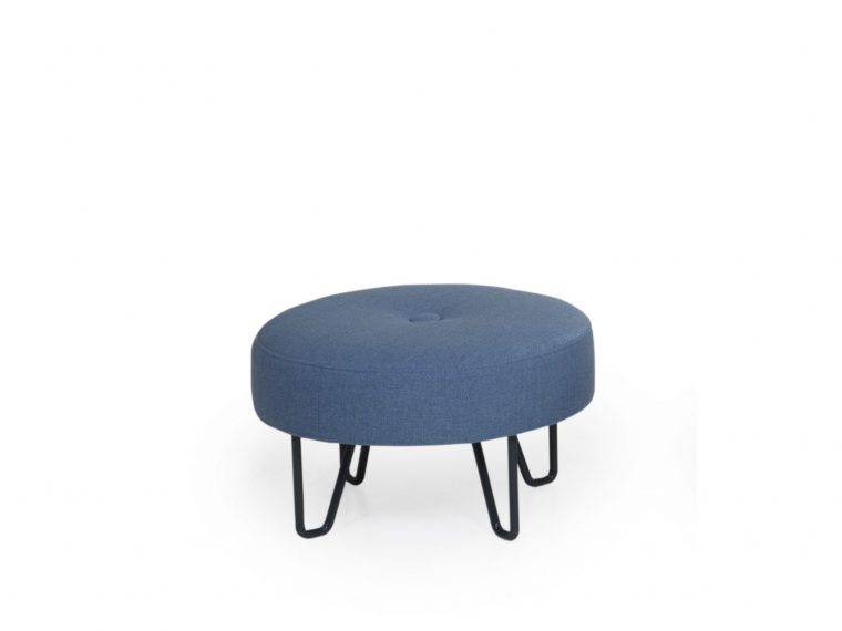 Sovico small pouffe sofa scandinavian style softnord