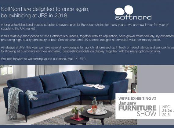 Birmingham January Furniture Show 2018