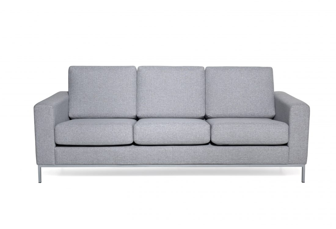 FOCUS 3 seater (TROY 22 silver)