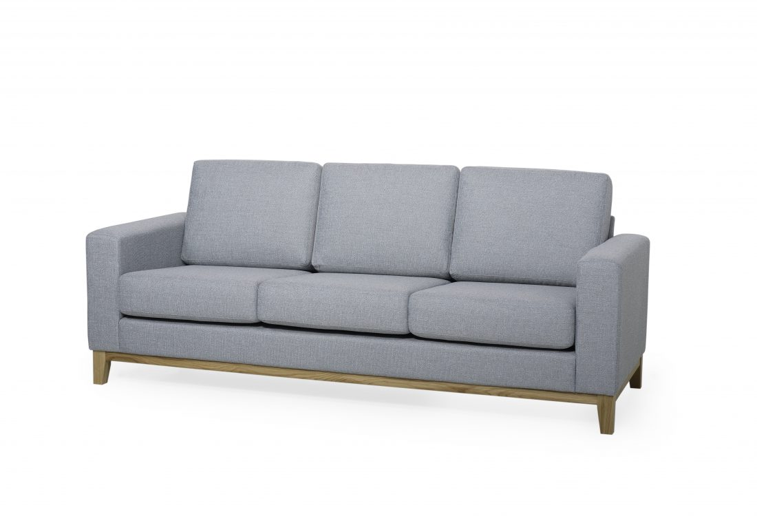 Malmo 3 seater (Happy azzure) 2