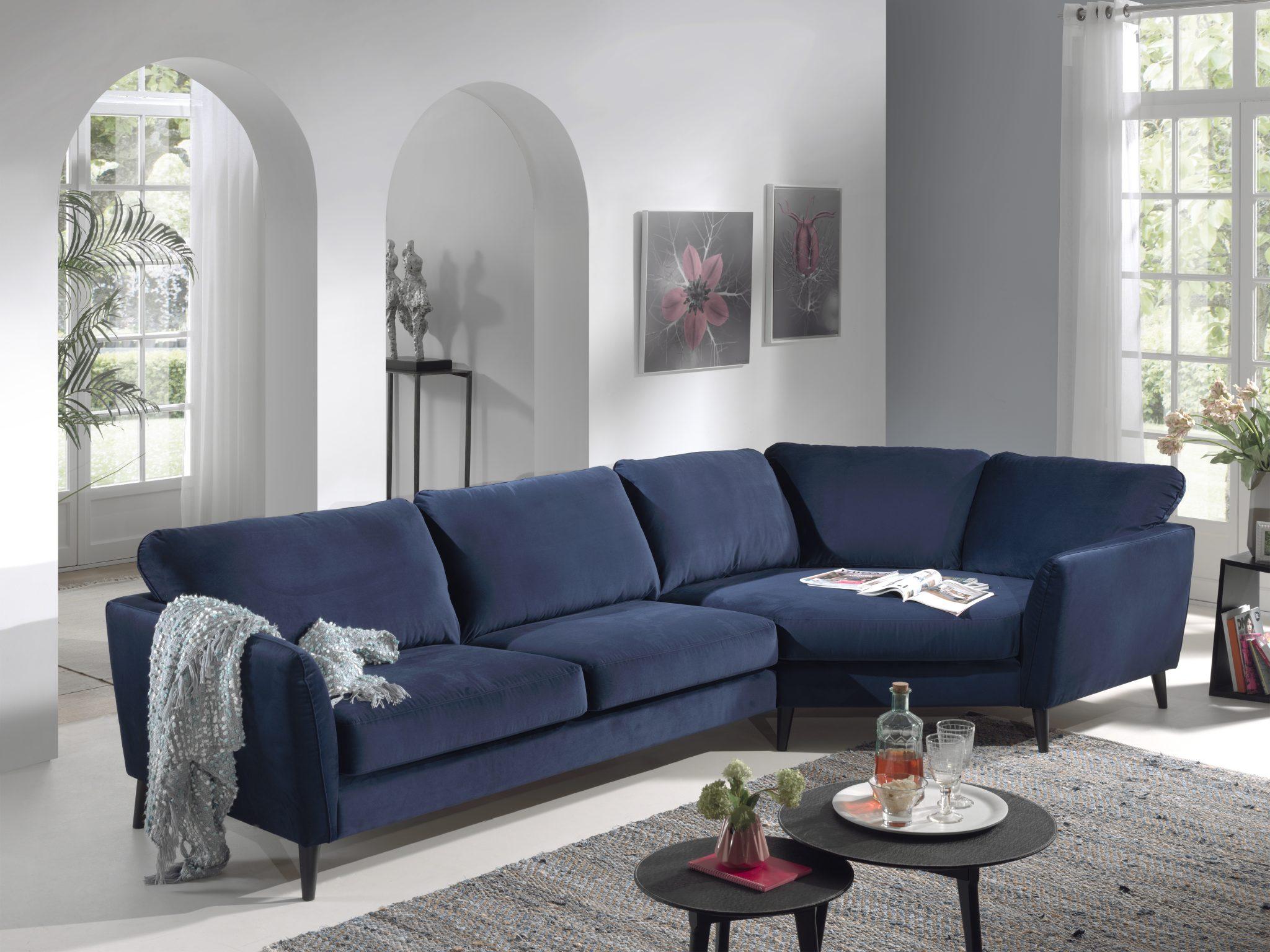 Beautiful Paris Napoli Dark Blue2 (high Rez) Softnord Soft Nord Scandinavian Style  Furniture Interior Design