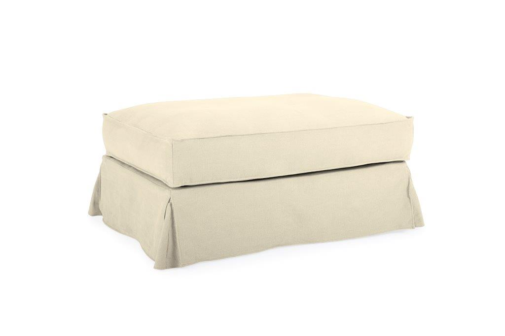 CALGARY pouffe (KENDO 8 beige) (2) softnord soft nord scandinavian style furniture modern interior design sofa bed chair pouf upholstery