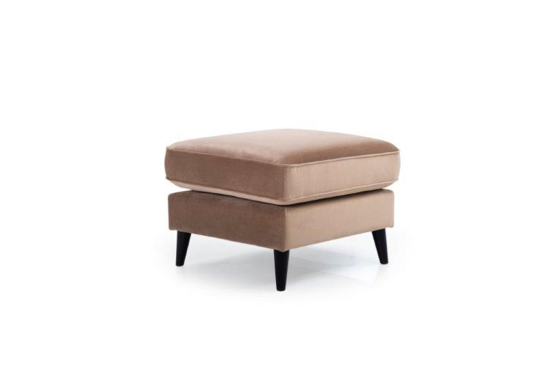 COCO pouf (TRENTO 9 cappuccino) side softnord soft nord scandinavian style furniture modern interior design sofa bed chair pouf upholstery