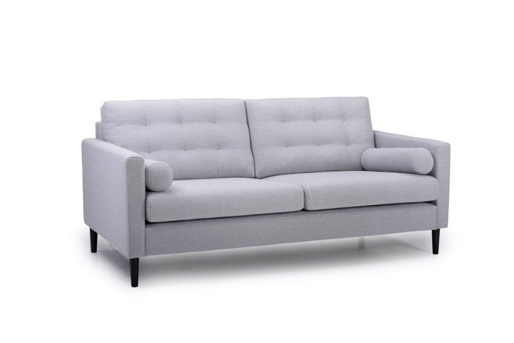 OSCAR 3-seater (LINDT 3,2) side softnord soft nord scandinavian style furniture modern interior design sofa bed chair pouf upholstery
