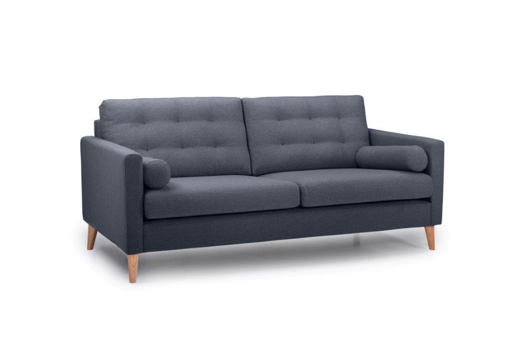 OSCAR 3 seater (REDA 16_2) side softnord soft nord scandinavian style furniture modern interior design sofa bed chair pouf upholstery