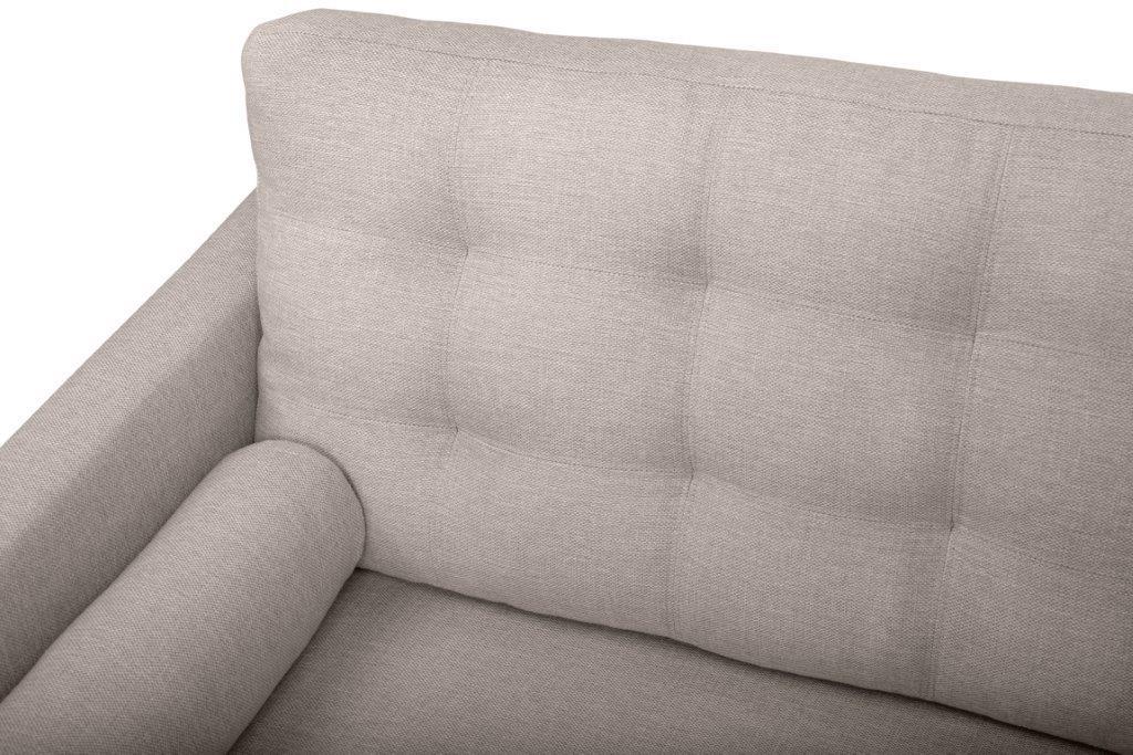OSCAR detail (REDA 4 Sand) softnord soft nord scandinavian style furniture modern interior design sofa bed chair pouf upholstery
