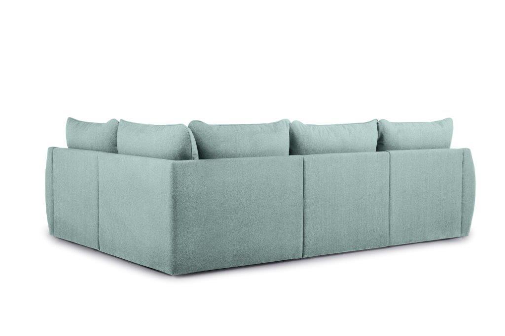 SCHERMAN 1+90+2 (VERONA 29 sapphire) back softnord soft nord scandinavian style furniture modern interior design sofa bed chair pouf upholstery