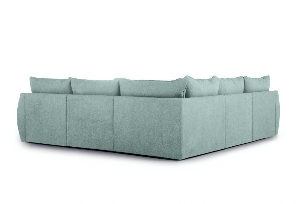 SCHERMAN 2+90+2 (VERONA 29 sapphire) back softnord soft nord scandinavian style furniture modern interior design sofa bed chair pouf upholstery