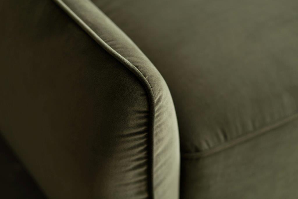 SCHERMAN 3 seater (TRENTO 13 khaki)_interior softnord soft nord scandinavian style furniture modern interior design sofa bed chair pouf upholstery