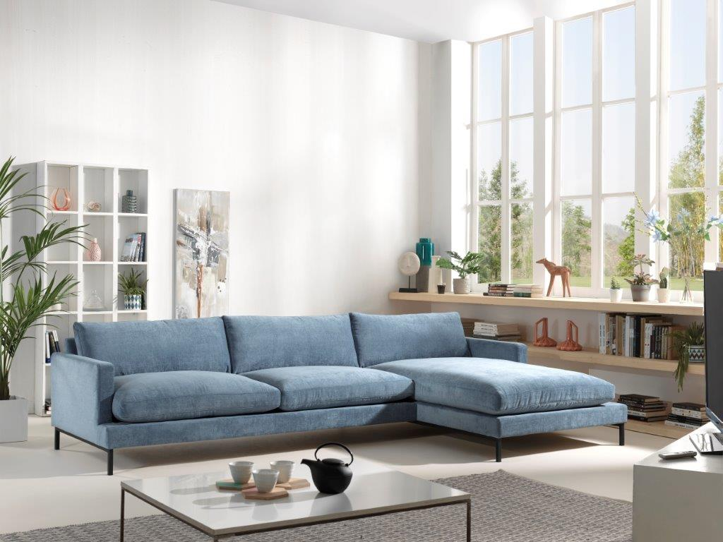 Scandinavian style upholstered furniture