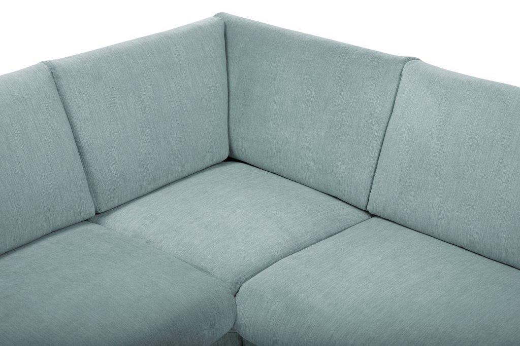 MARIO 2+90+2,5 (ORINOCO 29 sapphire) detail softnord soft nord scandinavian style furniture modern interior design sofa bed chair pouf upholstery