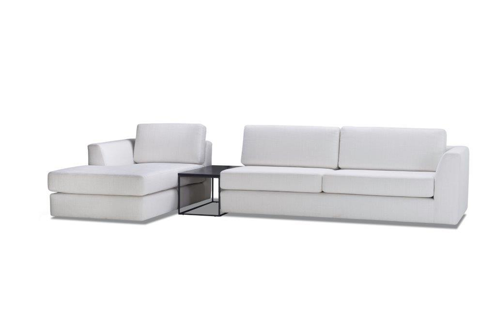 ORLANDO chaiselongue+table+3st (Mattis 99 snow)_ softnord soft nord scandinavian style furniture modern interior design sofa bed chair pouf upholstery