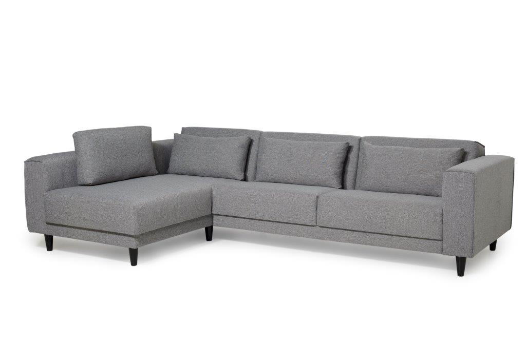 PIPPA chaiselongue (TROY 3 grey) (3) softnord soft nord scandinavian style furniture modern interior design sofa bed chair pouf upholstery
