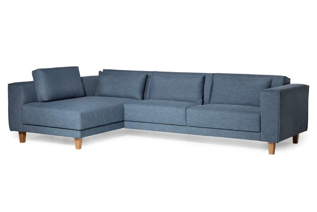PIPPA chaiselongue (WESTER blue) softnord soft nord scandinavian style furniture modern interior design sofa bed chair pouf upholstery