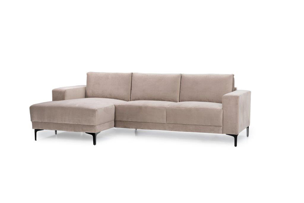AUGUSTE chaiselongue (PARIS elephant 25) side softnord soft nord scandinavian style furniture modern interior design sofa bed chair pouf upholstery