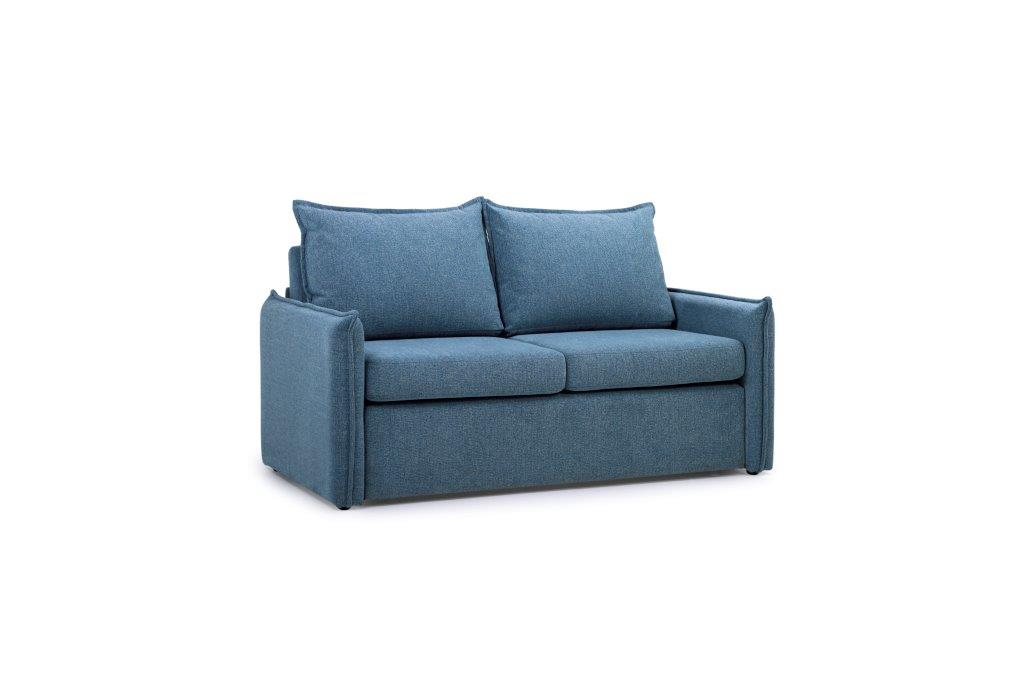 CHESTER 2-seater (HEM 16,1 light blue) side softnord soft nord scandinavian style furniture modern interior design sofa bed chair pouf upholstery
