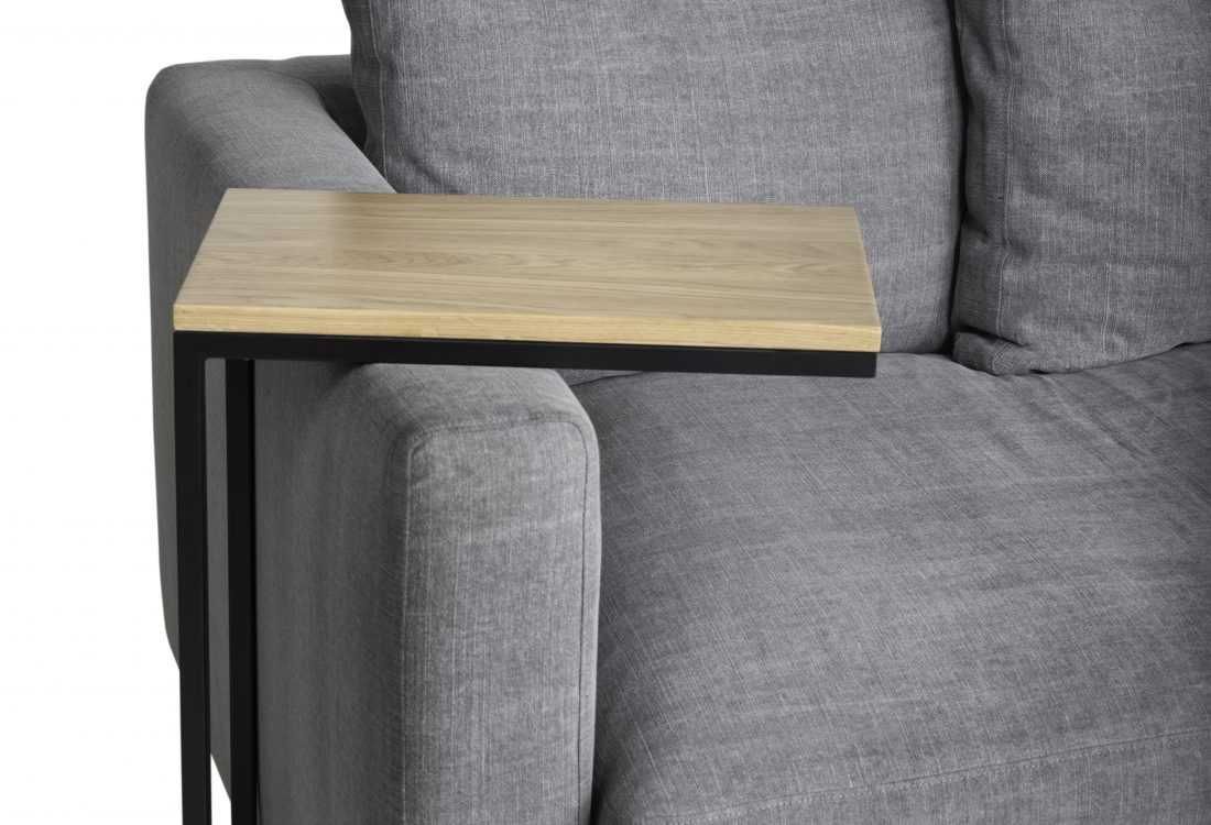 ARM TABLE (lacquered finish)
