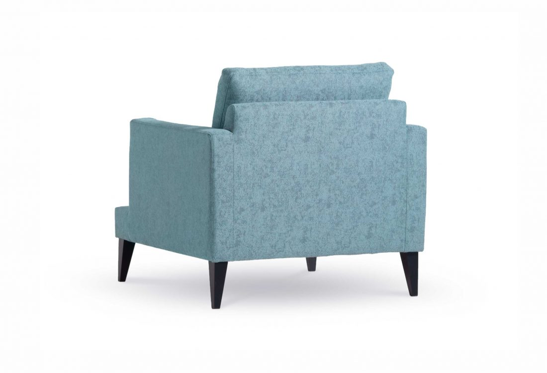 Kville 1 seater sofa scandinavian style chair (1)