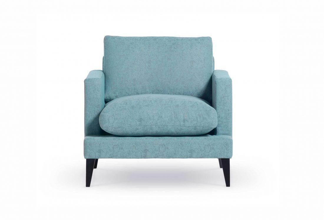 Kville 1 seater sofa scandinavian style chair (2)