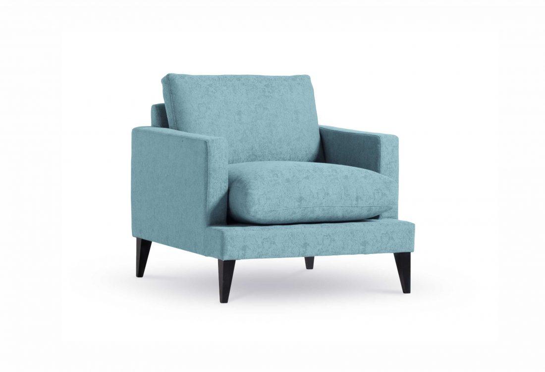 Kville 1 seater sofa scandinavian style chair (3)