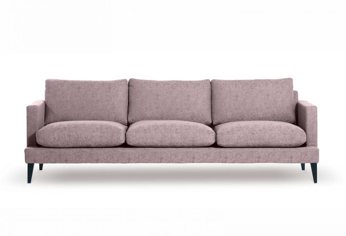 Kville 3 seater scandinavian style sofa