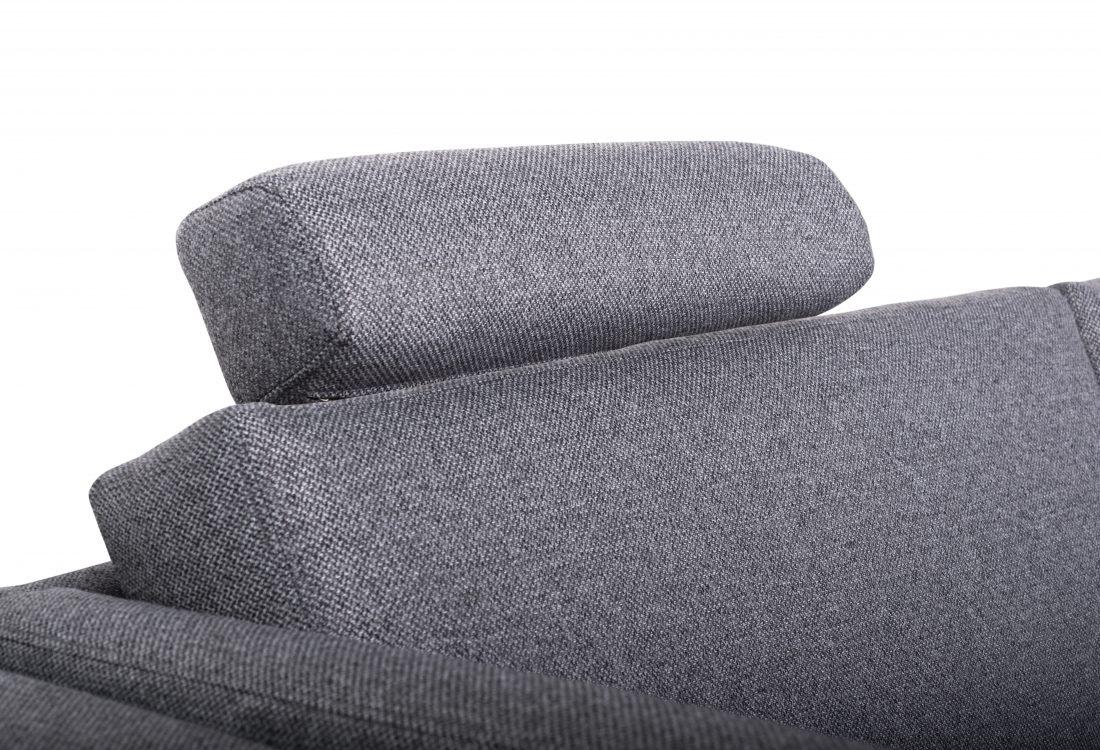 MESSI headrest (GOLF 3 grey)